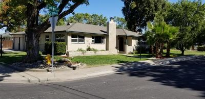 Modesto CA Single Family Home For Sale: $319,500