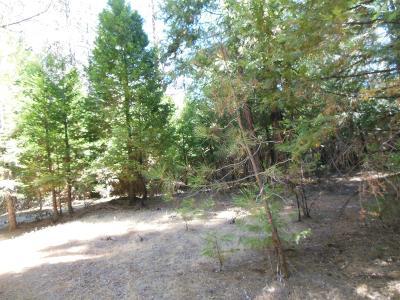 Pioneer Residential Lots & Land For Sale: 26559 Sugar Pine Dr.