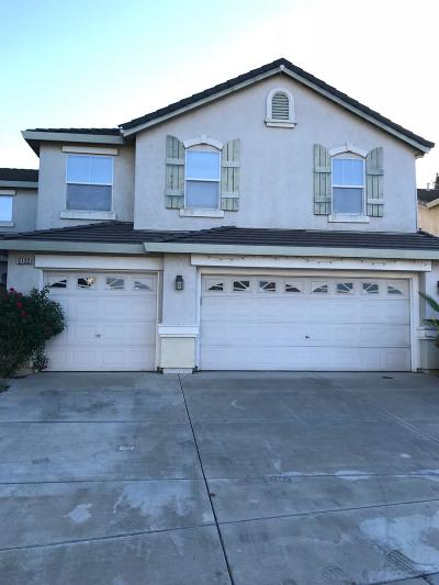 Stockton Single Family Home For Sale: 5132 Pier Drive