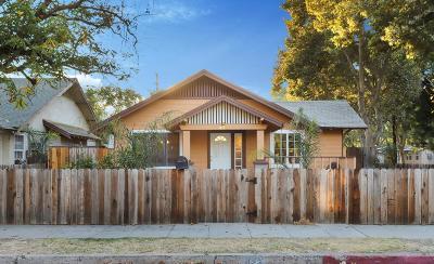 Modesto CA Single Family Home For Sale: $274,900