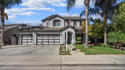 Stockton Single Family Home For Sale: 10435 Nations Circle