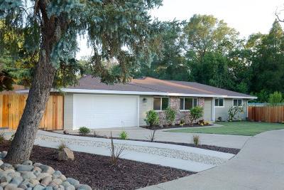Carmichael Single Family Home For Sale: 7202 Lynnbrook Court