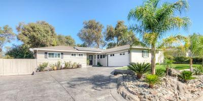 Granite Bay Single Family Home For Sale: 7315 Dambacher Drive