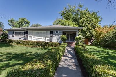 Modesto Single Family Home For Sale: 1320 Brady Avenue