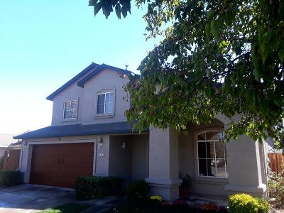 Stockton Single Family Home For Sale: 2208 Saint Lakes