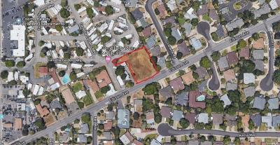 Sacramento Residential Lots & Land For Sale: 2713 Edison Avenue