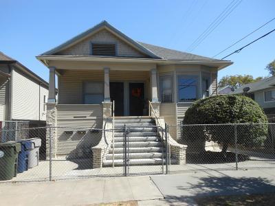 Sacramento CA Multi Family Home For Sale: $649,000