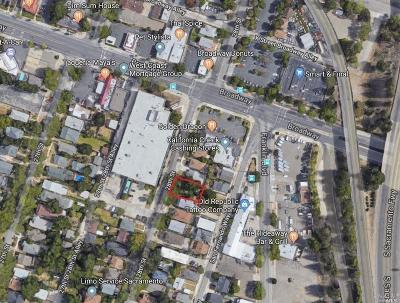 Sacramento Residential Lots & Land For Sale: 2525 28th Street