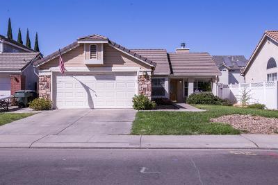 Modesto CA Single Family Home For Sale: $314,900