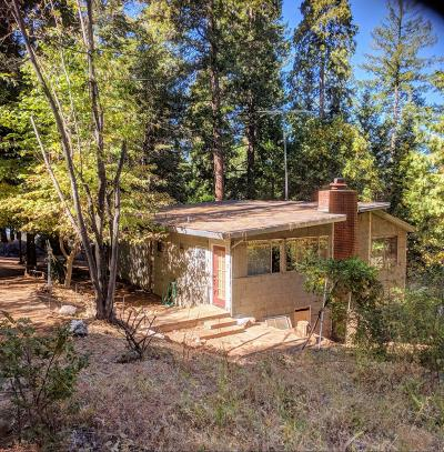 Pollock Pines CA Single Family Home For Sale: $238,499