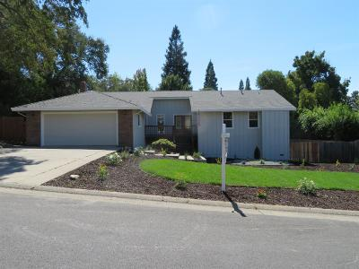 Folsom Single Family Home For Sale: 130 Shelley Court