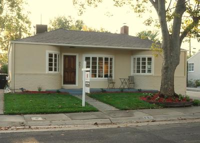 Sacramento Single Family Home For Sale: 861 54th Street
