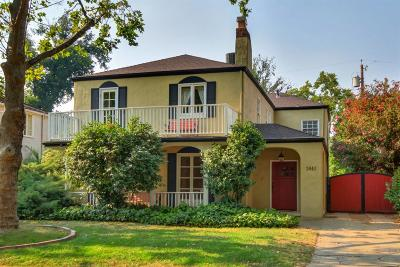 Sacramento County Single Family Home For Sale: 2641 Curtis Way