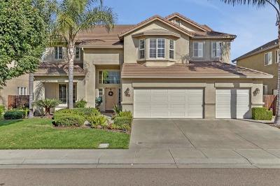 Modesto Single Family Home For Sale: 4012 Viader Drive