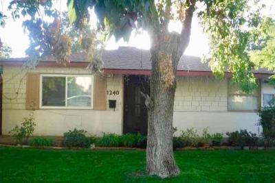 Single Family Home For Sale: 1240 Morse Avenue
