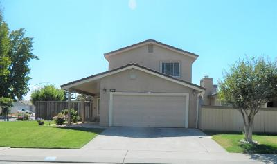Modesto Single Family Home For Sale: 820 Canelli Circle