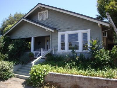 Sonora Single Family Home For Sale: 421 Barretta Street