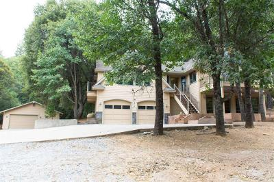 Sonora Single Family Home For Sale: 22590 Longeway Road
