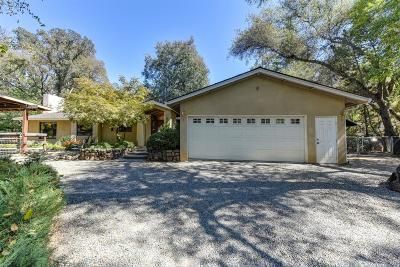 Granite Bay Single Family Home For Sale: 7015 Morningside Drive