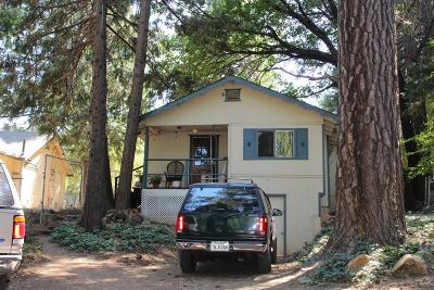 Pollock Pines CA Single Family Home For Sale: $215,000