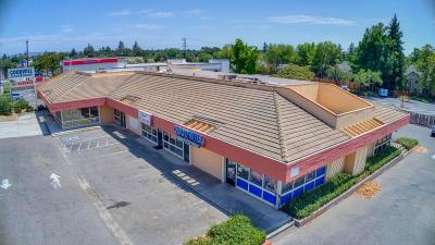 Orangevale Commercial For Sale: 8880 Greenback Lane