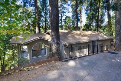 Pollock Pines Single Family Home For Sale: 6580 Topaz Drive