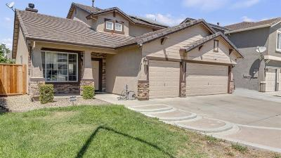Tracy Single Family Home For Sale: 1551 Autumn Meadow Lane