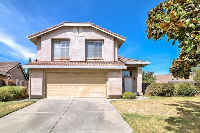Stockton Single Family Home For Sale: 1155 Le Corbusier Court