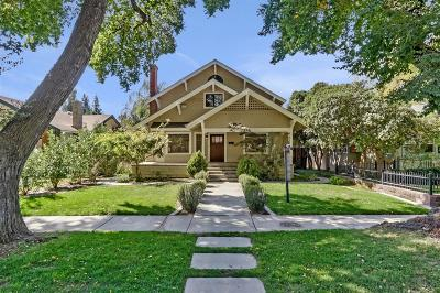 Modesto Single Family Home For Sale: 229 Elmwood Avenue