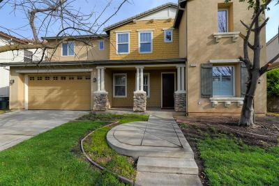 Merced Single Family Home For Sale: 1273 Lurs Court