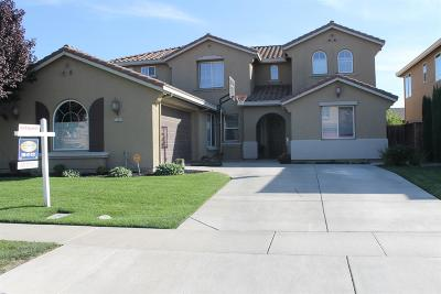 Stockton Single Family Home For Sale: 1540 Oaktree Lane