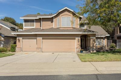Rocklin Single Family Home For Sale: 3221 Outlook Drive
