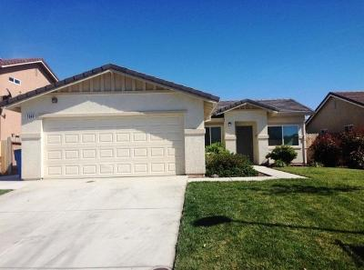 Arbuckle Single Family Home For Sale: 1046 Elmer Drive