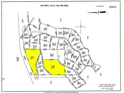 Cameron Park Residential Lots & Land For Sale: Ridge Pass Drive