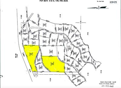 Cameron Park Residential Lots & Land For Sale: Lariat Drive