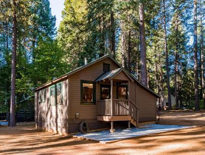 Placer County Single Family Home For Sale: 758 Sawmill Road