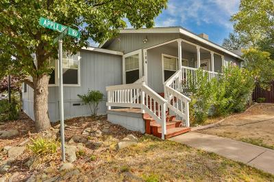 El Dorado Hills Mobile/Manufactured For Sale: 1130 White Rock Road