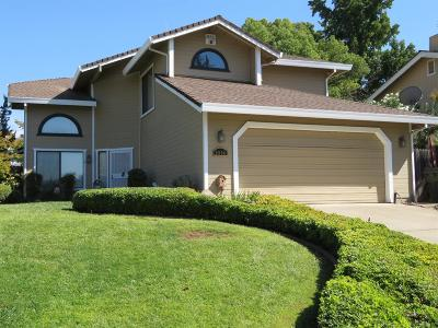 Orangevale Single Family Home For Sale: 5836 Oak Garden Court