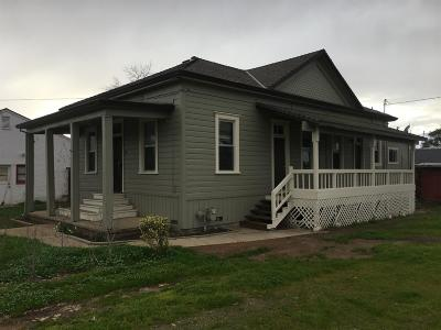 Wheatland Single Family Home For Sale: 603 3rd Street