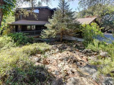 Placerville Single Family Home For Sale: 3048 Stagecoach Road
