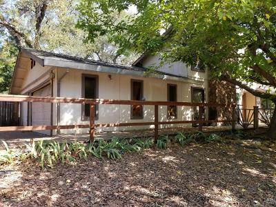 Cameron Park Single Family Home For Sale: 2611 Country Club Drive