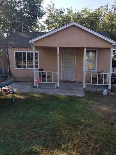 Modesto Single Family Home For Sale: 204 Pueblo Avenue