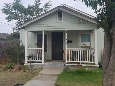 Manteca Single Family Home For Sale: 524 Sequoia Avenue