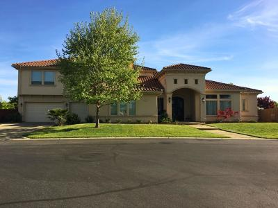 Roseville CA Single Family Home For Sale: $1,125,000