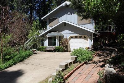 Camino Single Family Home For Sale: 2770 Douglas Fir Drive