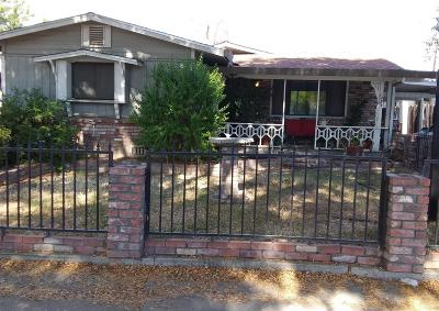 Merced Single Family Home Active Short Sale: 1253 West 11th Street