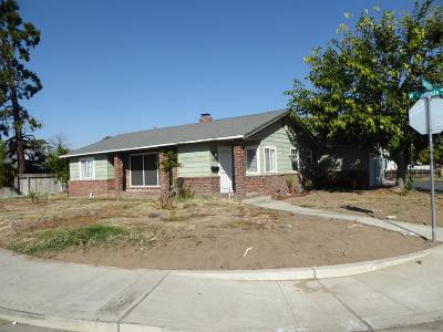 Manteca Single Family Home Active Short Cont.: 507 Lombardo