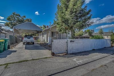 Stockton Single Family Home For Sale: 627 North Gratton Avenue