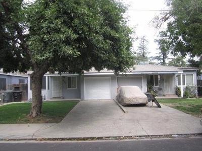 Modesto Multi Family Home For Sale: 413 Corson Ave