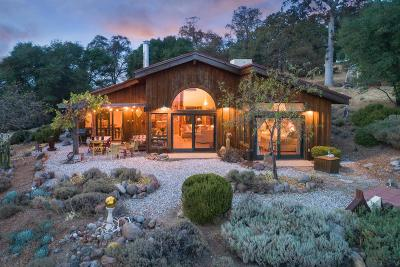 Somerset Single Family Home For Sale: 4181 Omo Ranch Road